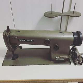 Overlock and Standard Sewing Machine