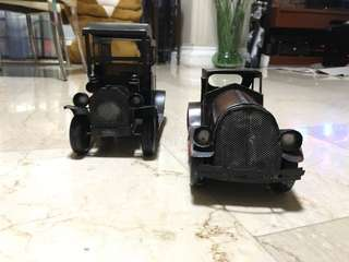 Vintage and antique toy car