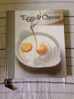 The Good Cook Eggs and Cheese cookbook