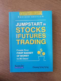 Stocks Futures Trading (Finance) Book
