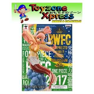 Banpresto - One Piece - World Figure Colosseum Vol 6 - Shirahoshi