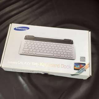 Samsung Galaxy Tab 10.3 keyboard dock