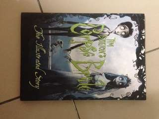 Corpse bride illustrated story paperback