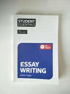 Essay Writing Guidebook