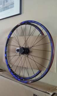 "RT RC3 MTB 26"" Wheelset with 120 engagement hub"