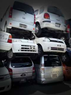 Used vehicle Parts in Japan