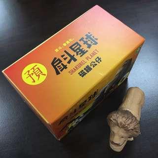 🚚 戽斗動物 厚道動物 磁鐵 盒玩 獅子