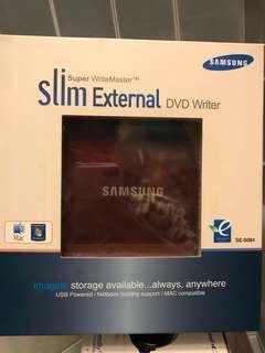Samsung DVD Writer slim external