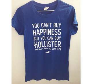 🚚 Hollister 短袖 短T 近全新
