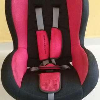 Car seat baby jenama baby shield