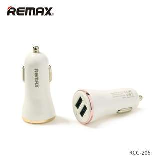 Remax Dolfin 2.4A 2 USB Car Charger