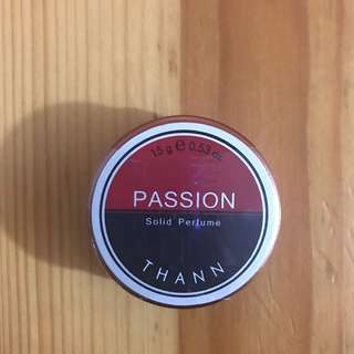 Thann Solid Perfume-Passion 15g 香氛膏