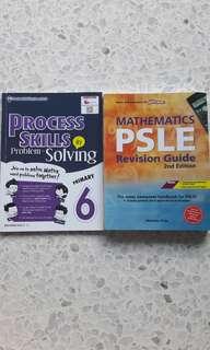 PSLE Maths Assessment Books