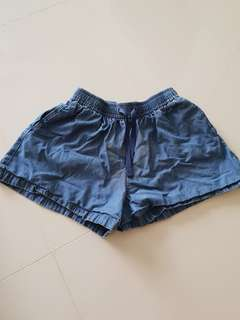 Uniqlo Gals Shorts