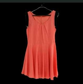 #idotrade coral dress
