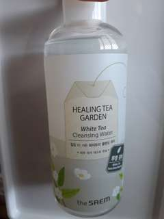 White Tea Cleansing Water