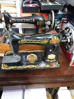 Old workable Hero sewing machine