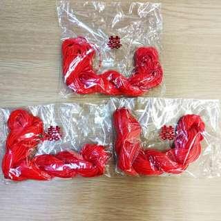 紅頭繩 結婚上頭 用品