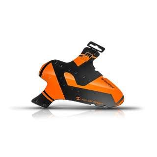 """Riesel mudguard """"schlammPE"""" orange"""