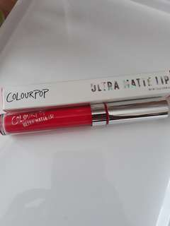 Colourpop Ultra Matte Lip Ouiji