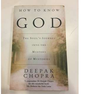 C217 BOOK - HOW TO KNOW GOD