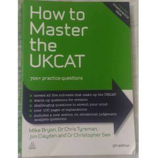 How to Master the UKCAT 5th Edition