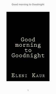 Good morning to Goodnight (ebook - epub)