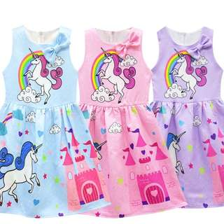 PO Unicorn Dress