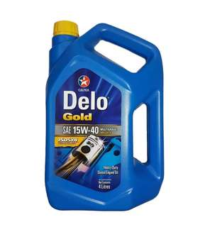 Caltex Delo Gold Mg 15w40