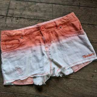 Size 27 Authentic SKECHERS Ombre Shorts