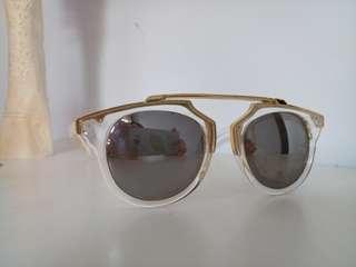 Kacamata Gaya Wanita Murah Meriah