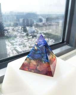 水晶能量塔  #180084