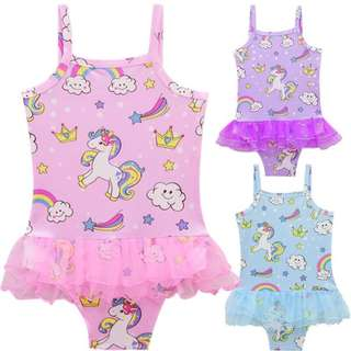 PO Unicorn Swim Suit