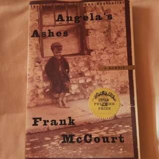 Angela Ashes by Frank McCourt