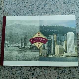 1997 回歸, 香港今昔。 郵票小冊子( 有多本, 每本100)