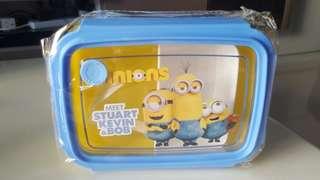 Minions Lunch Box Set