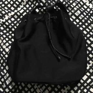 Bucket Bag/Backpack 2in1