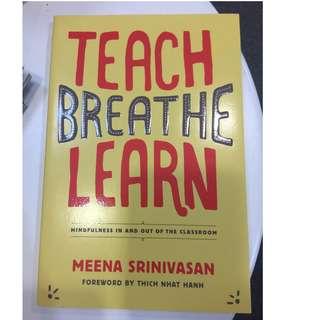 C234 BOOK - TEACH BREATHE LEARN
