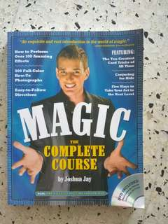 Magic,  the complete course with CD