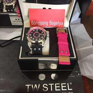 Authentic TW Steel Watch