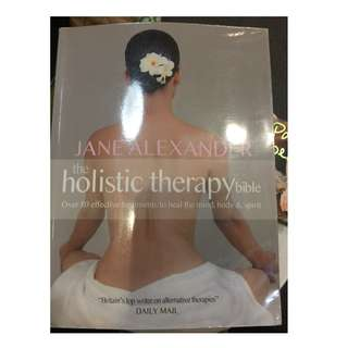 C237 BOOK - HOLISTIC THERAPY BIBLE