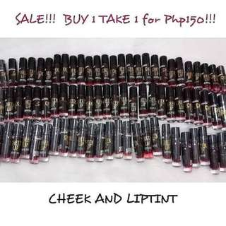 BUY 1 TAKE 1 LIPTINT