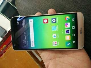 LG G5 SE gold ex resmi Dualsim batangan normal jaya