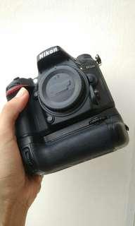 SC:9Ribu Kamera Nikon D7200 Wifi, NFC, Mint, mulus
