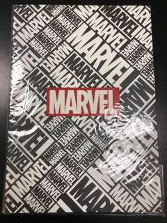 Marvel notebook brand new