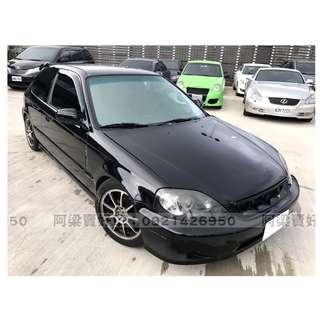 2000年-本田-K8 (三門稀有原廠手) 買車不是夢想.輕鬆低月付.歡迎加LINE.電(店)洽