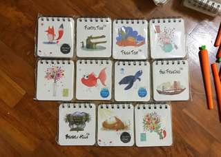 [IN-STOCK] MINI NOTEBOOK