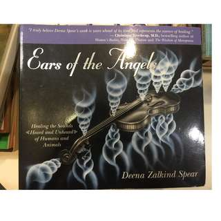 C243 BOOK - EARS OF THE ANGELS