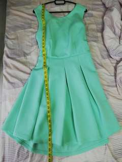 Mint Green Dress size XL