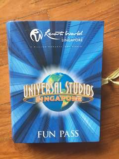 Universal Studios opening ( box only )